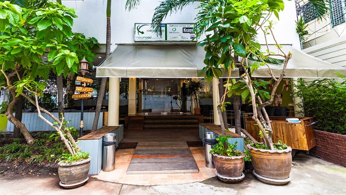 New Road Guest House, Bangkok, Thailand