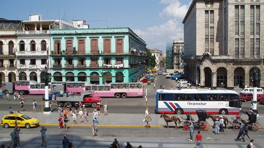 Central Square - Havana