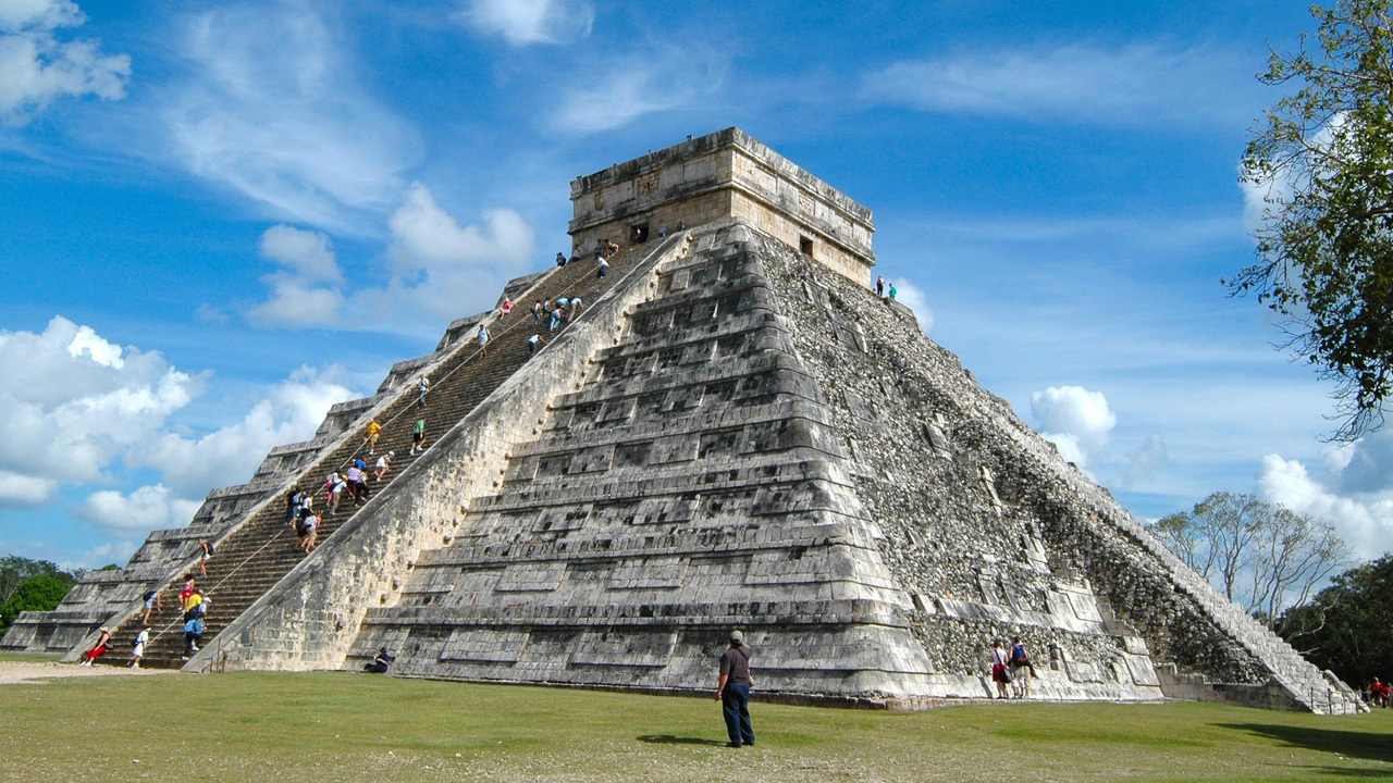Chichen Itza - Mexikó