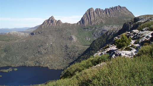 Cradle Mountain, Tasmaníu