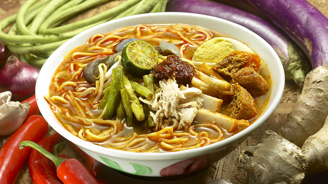 Curry Mee - Singapore