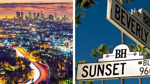 Lærðu ensku í Los Angeles - KILROY